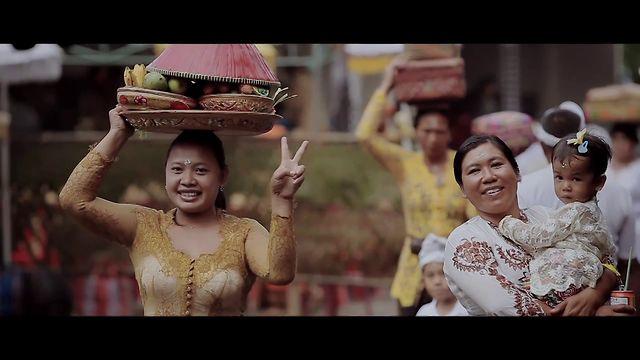 Bali first impressions