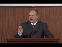 Waarom het God homself aan Jesus en wil hy ook Homself aan ons openbaar Dr Francois Carr