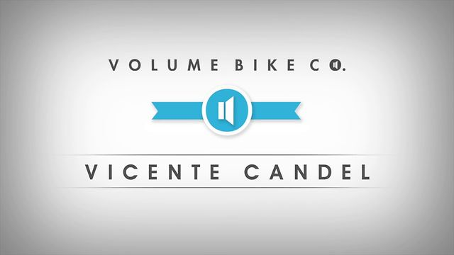 Volume Bikes: Spanish Rider, Vicente Candel&#039;s Welcome To Volume Edit