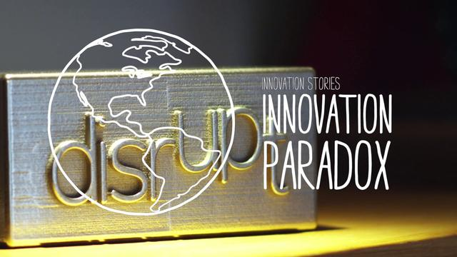 01 Innovation Paradox