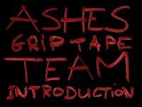 Ashes team intro