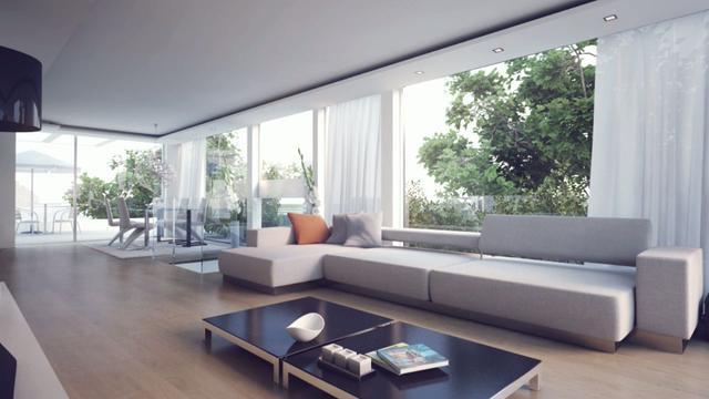 Hovevei Zion Interior/Exterior Architecture Visualization on Vimeo