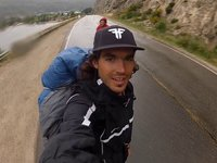 Camino de los 7 lagos Longboard Trip