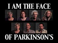 I AM THE FACE OF PARKINSONS