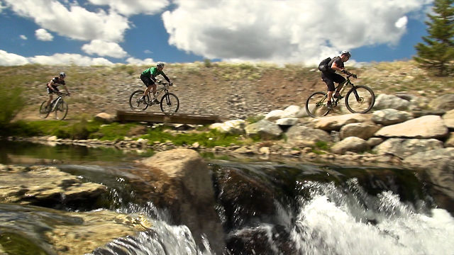 ShutterFly: Art of Flight Series: Mountain Biking {BTS}