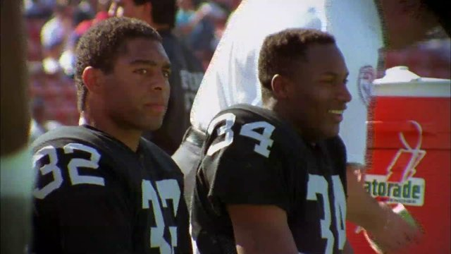 "NFL Network - ""A Football LIfe - Marcus Allen"""
