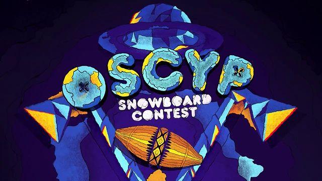 Piotrek Janosz zaprasza na OSCYP SNOWBOARD CONTEST 2013