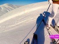 Skiing pt.8.Mt. Velouhi/Greece.