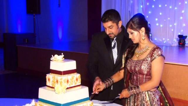Reception Ceremony Of Rawinder & Karishma