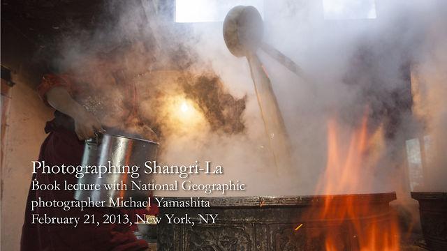 Photographing Shangri-La