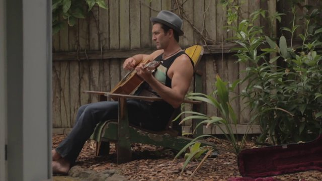 "Pete Murray - Blue Sky Blue ""The Byron Sessions"""