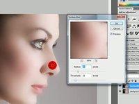 High-End Facial Retouching Video Tutorial