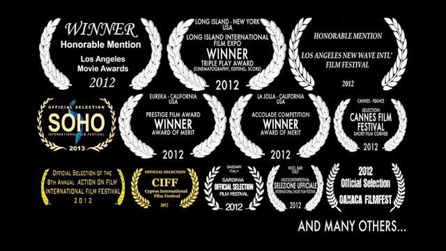 official trailer FRAMMENTI [SCRAPS] (Emanuele Michetti, 2012)