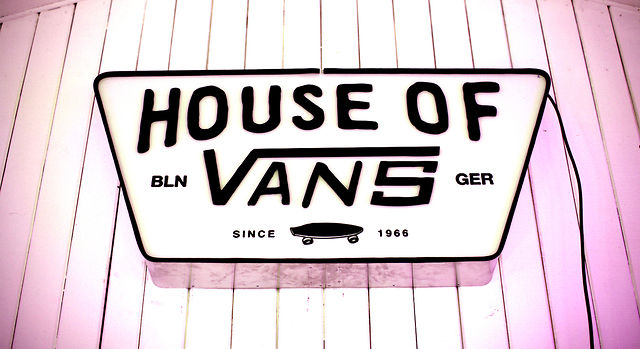 HOUSE OF VANS BERLIN