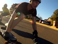 Longboarding: GD Runs