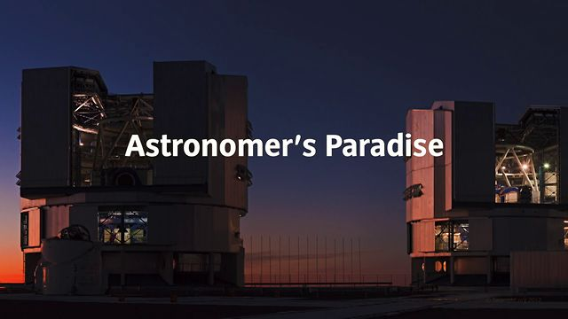 Astronomer's Paradise