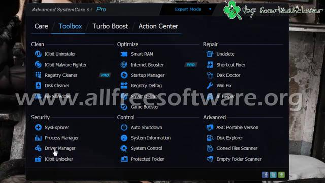 Advanced SystemCare 6 Pro Serial Key Free Download