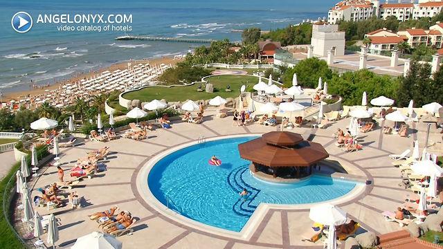 Crystal Sunrise Queen Luxury Resort Spa Tez Tour