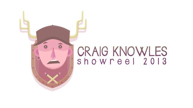 Craig Knowles – Showreel 2013