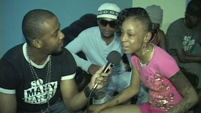 Lisa Hype Talks About Feud With Spice 876radiocom Pictures