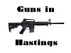 Guns in Hastings