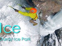 &quot;Ice&quot; presented by the Ouray Ice Park