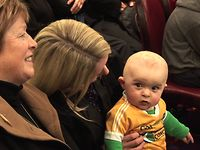 'What a night for Antrim GAA' - Colm McKenna