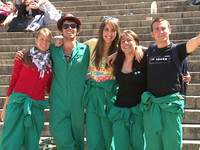 UCT's Green Revolutionaries - the Green Campus Intitiative - Green Week '09