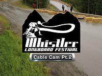 Whistler Longboard Festival 2012 - Cable Cam 2