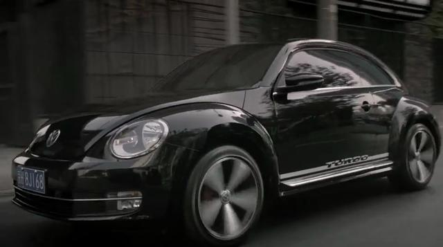 The All New VW Beetle Turbo!