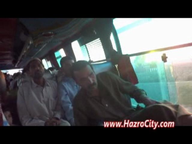 Karachi to Hazro (Attock) by Bus (Coach) Part 02
