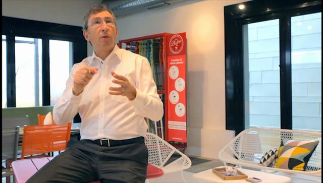 Bernard reybier pdg entreprise fermob mobilier de jardin - Mobiler de jardin ...