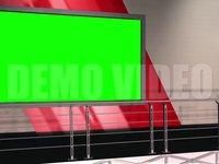 Virtual Studio 12 – Standing 3 w-monitors