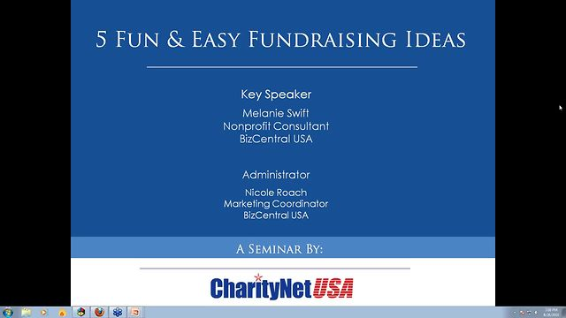 easy free fundraising ideas