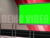 Virtual Set 12 – Standing 4 w-monitors