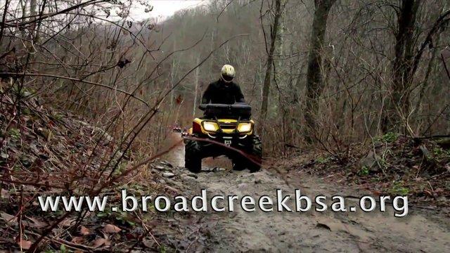 Broad Creek  Memorial Scout Reservation 2013
