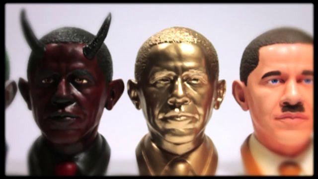 Ad - Faces of Obama