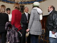 Behind the Scenes: Surprising White House Visitors