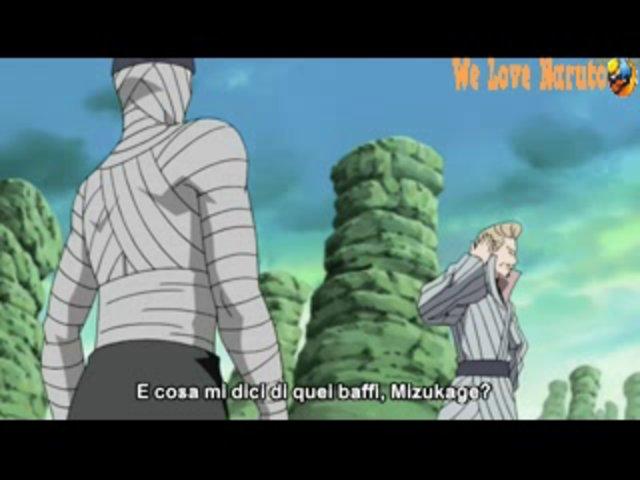 Naruto Shippuden Sub Ita 297 •La speranza di un padre, l'amore di640