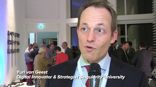 Singularity University interviews kort