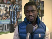 Enock Adu vierde wintertransfer (25 januari 2013)