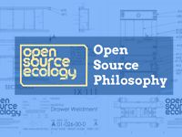 Open Source Philosophy.