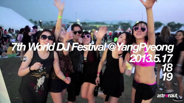 WORLD DJ FESTIVAL 2013 TEASER