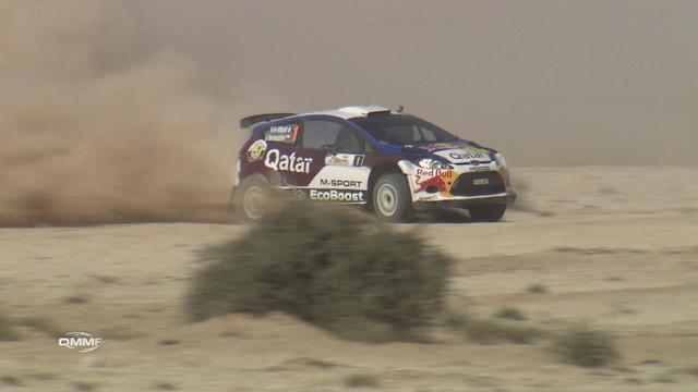 2013 Qatar International Rally. DAY 2