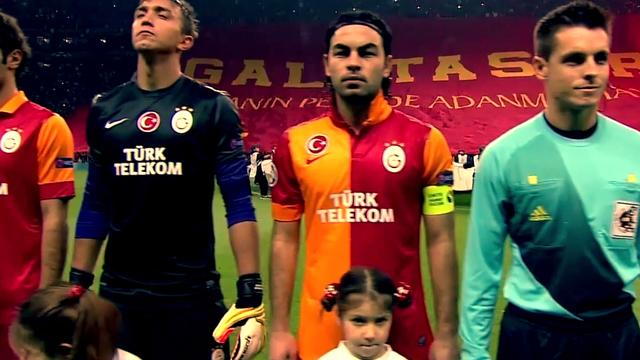 Galatasaray - cominGSoon (Timur Arslan)