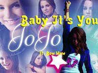 JoJo ft. Bow Wow - Baby It's You (Official Music Video with onscreen Lyrics - BK)