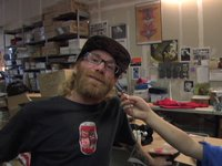 SF Skate Club Visits Lowcard Mag and Freddy Levy