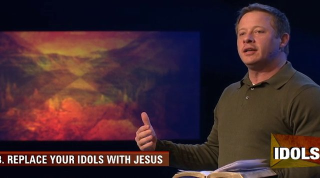 The 10 Commandments: Idols | Todd Phillips