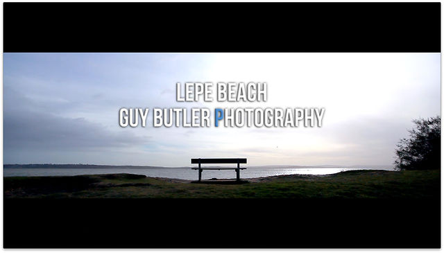 [Image: Lepe Beach | Sunday Afternoon Shoot]