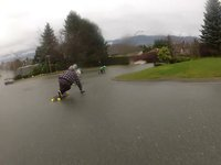 Yardwaste Downhill: K-Skinz Day Off! [VISITOR]